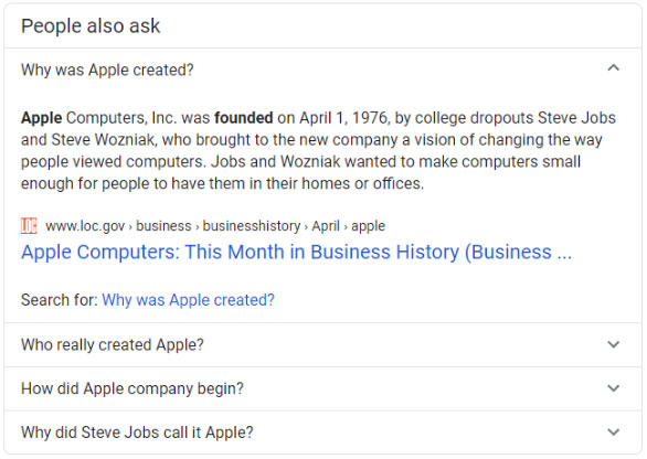 why-was-apple-created