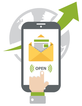 Mobile Email Open Rate
